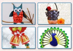 5 Super Awesome Recycled DIY Crafts