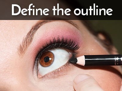 How To Use Eye Pencil