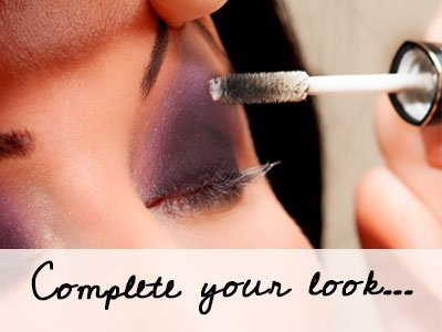 Complete Your Eye Makeup With A Mascara