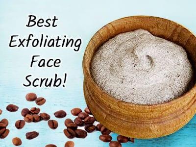 Oatmeal Exfoliating Face Scrub