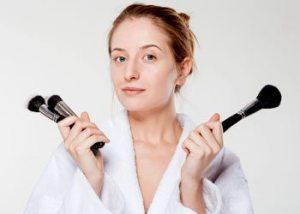 Apply Face Makeup