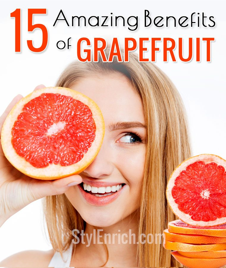 Amazing Grapefruit Benefits