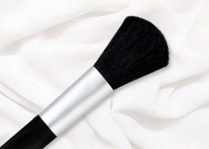 Blush makeup brush