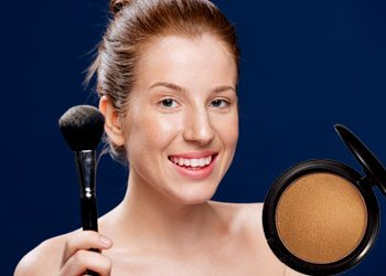 Choose the Colour of Bronzer