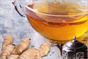 Fruity iced green tea ingredients