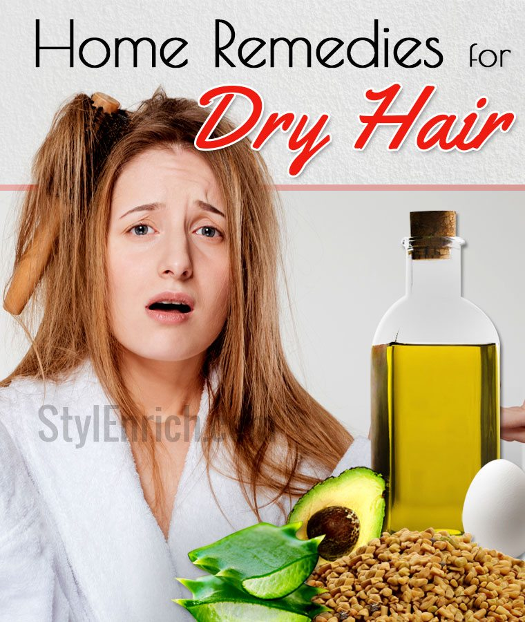 how to make hair thick and silky home remedies
