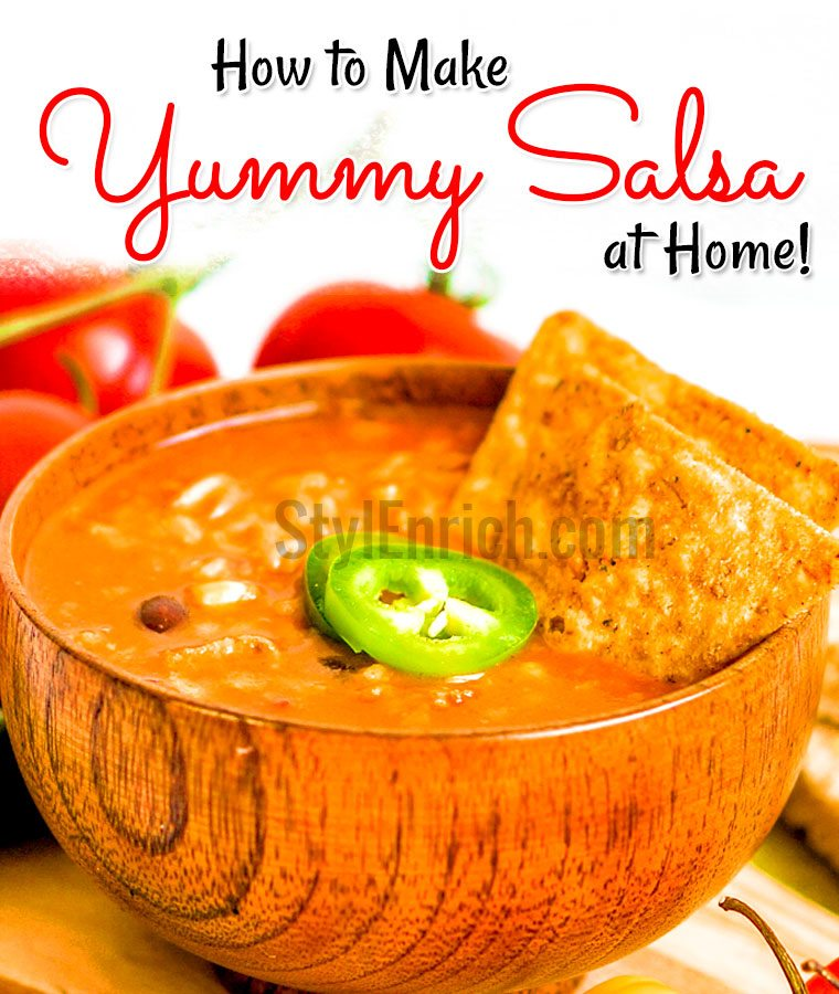 Yummy Salsa Recipe