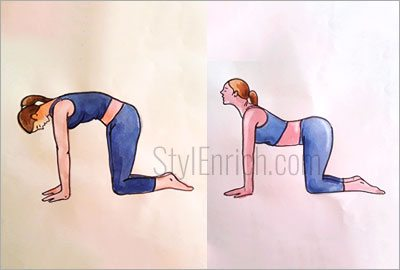 stretching exercises  9 full body stretches to energize