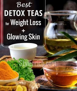 Best Detox Teas for Weight Loss and Glowing Skin!