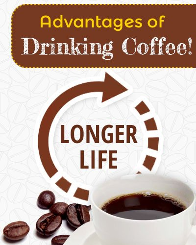 Coffee To Live Longer Life