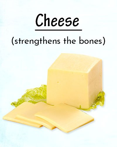 Cheese To Gain Weight