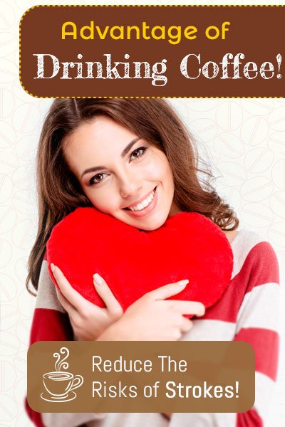 Coffee To Reduce The Risks of Strokes