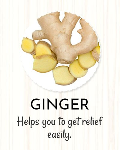 Ginger For Sinus Infection