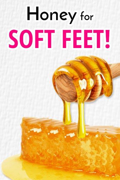 Honey for Soft Heels