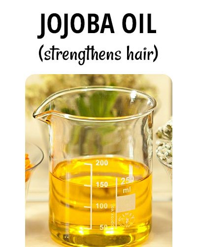 Jojoba Oil for Hair