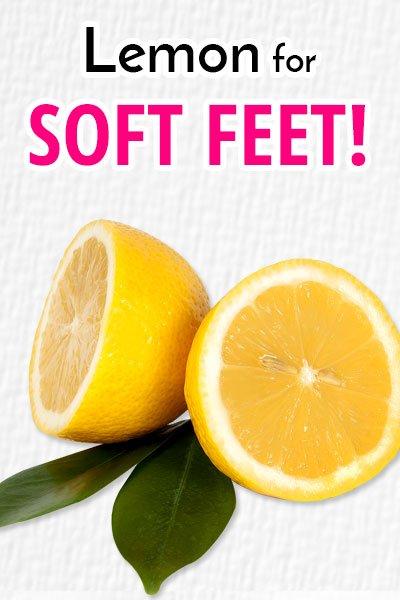Lemon Juicefor Soft Heels
