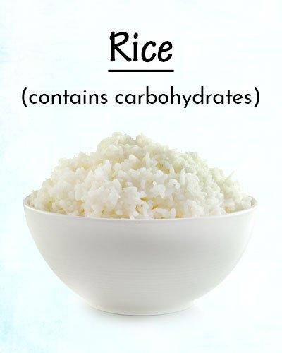 Rice To Gain Weight