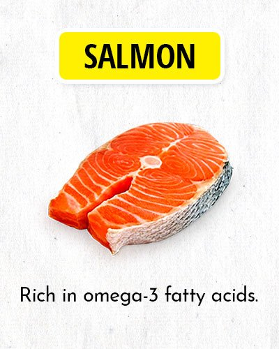 Salmon to Balance Hormone