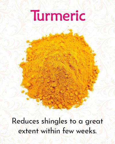 Turmeric For Shingles