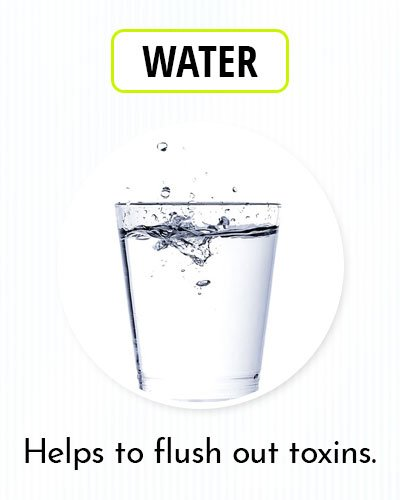 Water for Kidney Pain