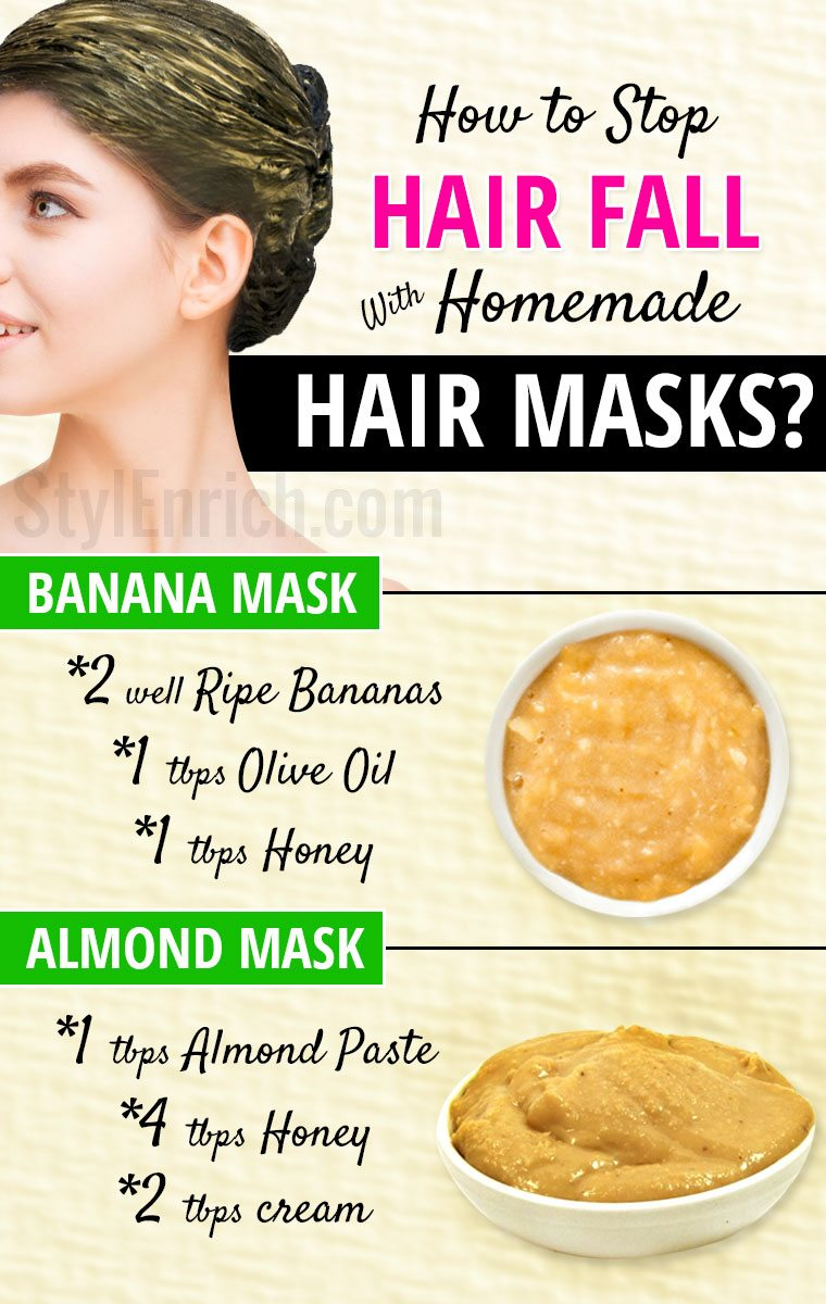 Homemade Natural Hair Masks