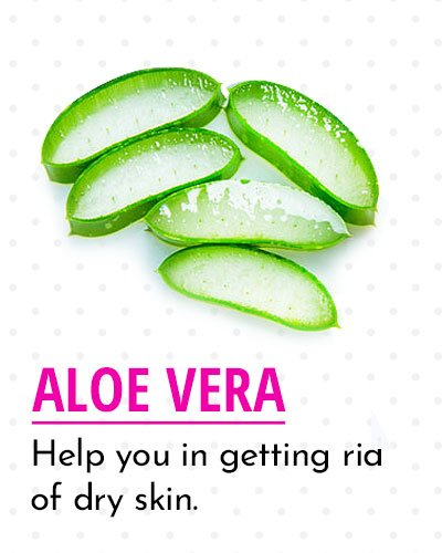 Aloe Vera to Get Smooth Skin