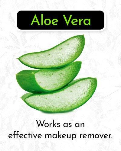 Aloe Verato Remove Makeup