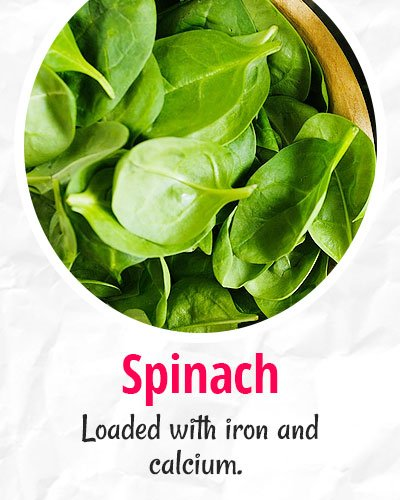 Spinach to Grow Taller