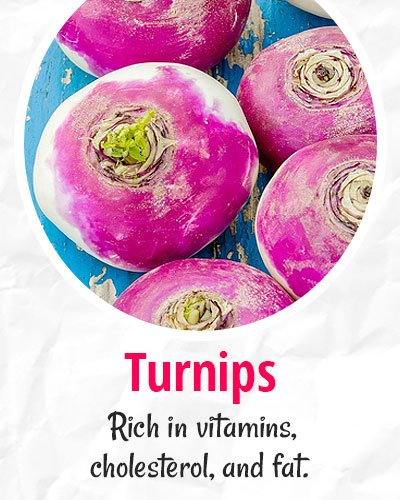 Turnips to Grow Taller