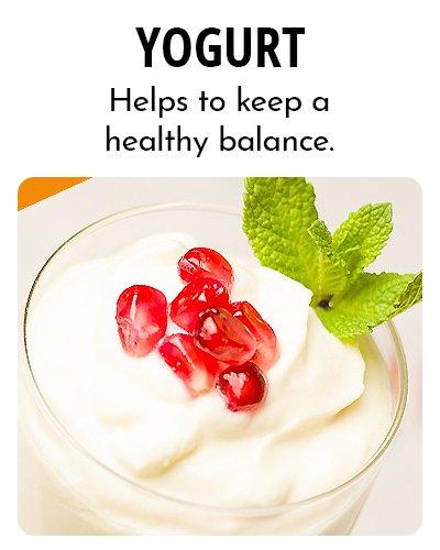 YogurtProbiotics Benefits
