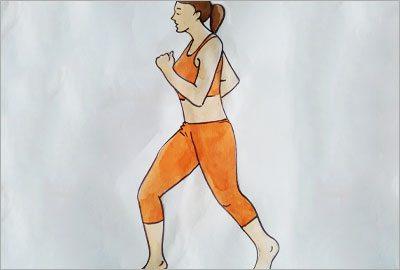 Brisk Running