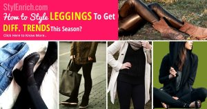 Legging fashion to get gifferent trends