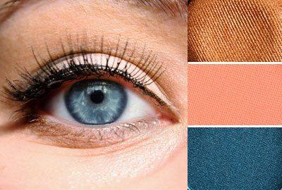 Grey Blue Eyes