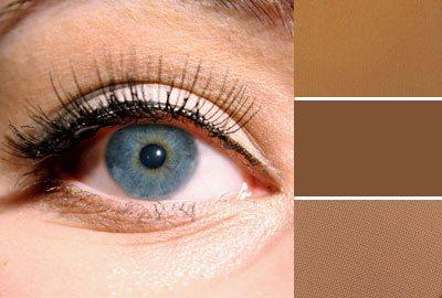 Medium Blue Eyes