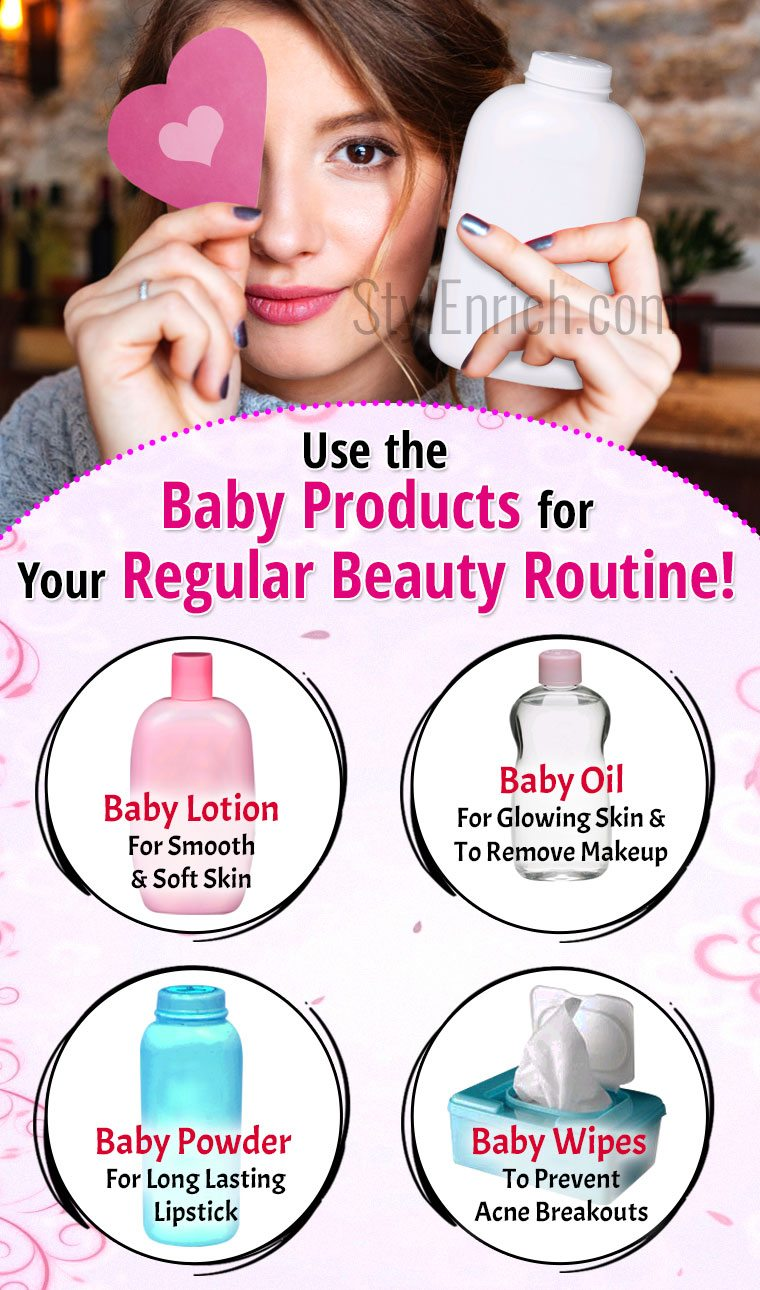 How To Remove Makeup With Baby Oil : remove, makeup, Remove, Makeup, Makeupview.co