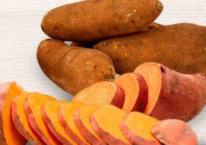Amazing benefits of sweet potatoes