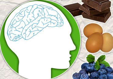 Healthy brain foods
