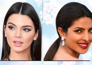 Celebrity Inspired Makeup