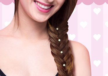 How to make a fishtail braids