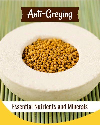 Anti Greying Mustard Hair Mask