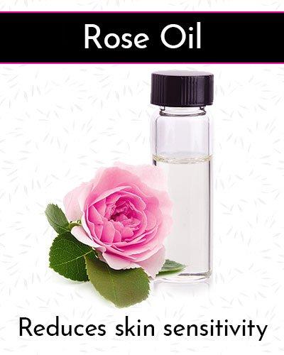 Rose Oil for Face Wrinkles