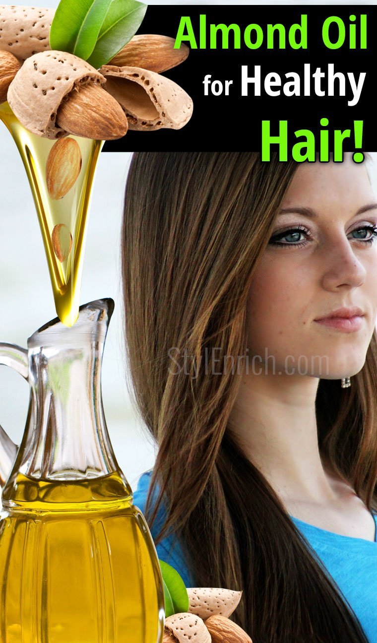 Benefits of Almond Oil for Hair Growth