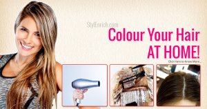 Easy guide to color your hair at home