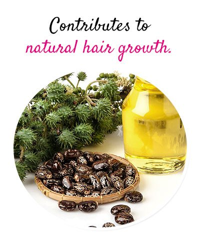 Castor Oil to Grow Hair Faster