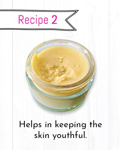 DIY Wrinkle Cream Recipe for Youthful Skin