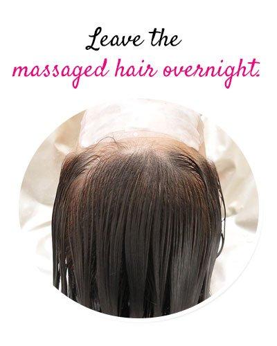 Regular Oil Massage