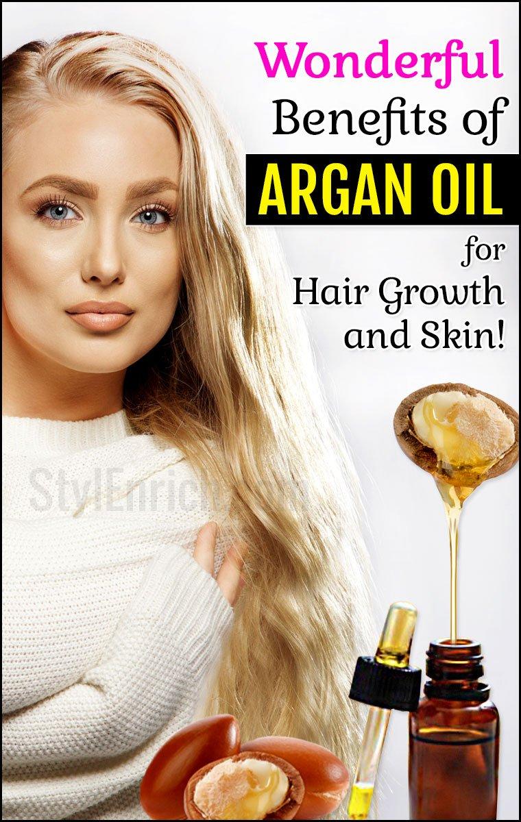 Benefits of argan oil