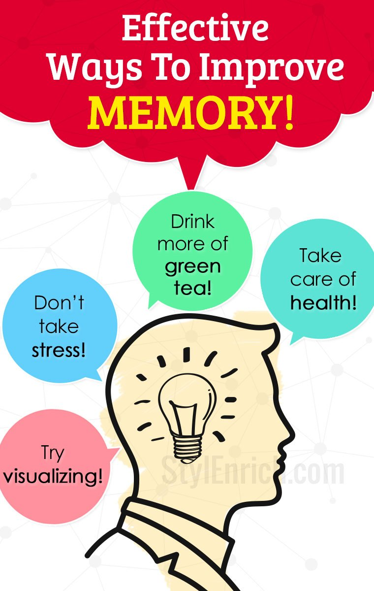 How To Improve Memory?