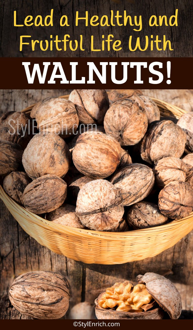 Health Benefits of Walnut