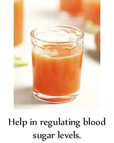 Carrot Juice To Fight Diabetes